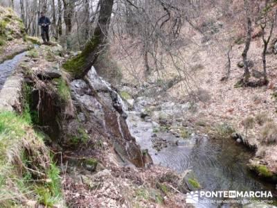 El Valle del Ambroz y la Judería de Hervás - Hervás PR-CC 36 La Chorrera; mochila para trekking